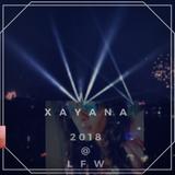 XAYANALive@2018LFW Closing Night