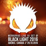 Merkurius live @ Black Light 2016