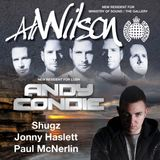 Andy Condie @ Quest House Belfast