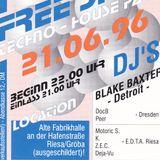 Blake Baxter @ Free Spirit Riesa 21.06.1996