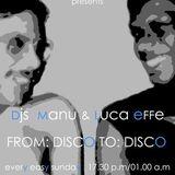 DJ Luca Effe - minD the sounD #2 live @ CARGO (Lato B)