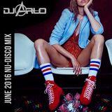 DJ Arlo Nu-Disco June 2017