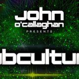 John O'Callaghan Live @ Subculture, Digital Society, O2 Academy, Leeds UK 11-11-2016