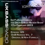 Ep. 125 - Drum & Bass Remixes, Vol. 7