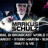 Markus Schulz - Global DJ Broadcast World Tour 2010 (Bucharest, Romania)