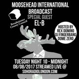 Moosehead International Broadcast (08/08/2017)