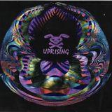 Uprising 21/02/97  Dj M - Zone Mc JD Walker