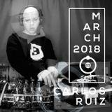 [03.2018] Carlos Ruiz / dj set