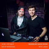 Mendeleev radio show on Megapolis FM # mix by MNEMONIC