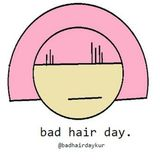 Bad Hair Day #001