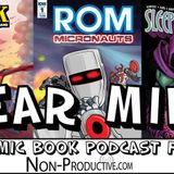 Near Mint – M.A.S.K & Rom and the Micronauts