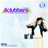 4 Clubbers Hit Mix vol. 10 (2012) CD 1