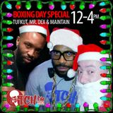Tufkut, Dex & Maintain - 3WiseDjs Boxing Day Special - ITCH FM (26-DEC-2014)