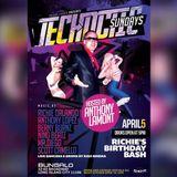 RICHIE ORLANDO Birthday Bash pt.1 live at Bungalo Lounge... 4.5.14