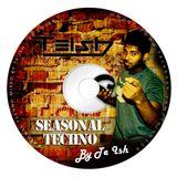 SEASONAL TECHNO - Mixed By Te ish