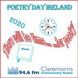 There will be time... ...for poetry (Poetry Day Ireland 2020)
