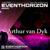 Arthur van Dyk - Eventhorizon Radio 4-4-2018