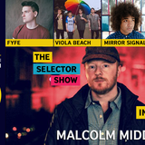 The Selector (Show 780 Ukrainian version)w/ Malcolm Middleton & Sly-One