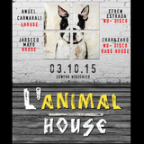 2015.10.03 - Angel Carnavali @ Animal House Vol 2 – G-house