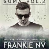 Frankie NV live at Elektricna Suma 27.08.2017.