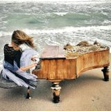 The Girl, The Sea, The Piano