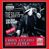 CHRIS ANNAKIN - Love Rave Party - OSN Radio PLUS 21-05-2019