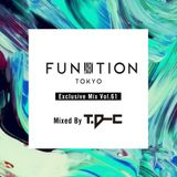 FUNKTION TOKYO Exclusive Mix Vol.61 Mixed By DJ T.D-C