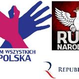 Rentgen Polityczny 19/2/14: Krzysztof Rudzki (RN), Michał Rudnicki (DWP), Michał Sakowski (R)