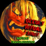 MUTAT TRANSMISSIONS RADIO OCCULT RITUAL (3/16/17) with DJ Polina Y