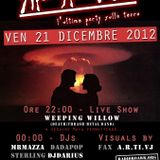 Selection for Apocalypse ROARR 21/12/2012