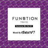 FUNKTION TOKYO Exclusive Mix Vol.91 Mixed By DJ Charrry