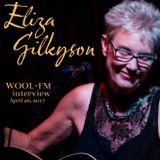 Eliza Gilkyson; WOOL-FM interview