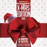 DJ Habykey & DJ Sicstyle - Black Beats Mixtape Vol. 3 (X-Mas Edition 2015)