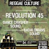 04 - 31th Bdn Reggae Culture - Revolution 45 2nd round (10-05-13)