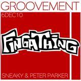 GROOVEMENT // Fingathing / 6DEC10