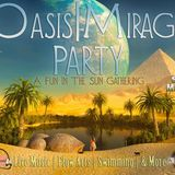 Oasis/ Mirage Party Set