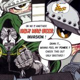 Ugly Mac Beer Invasion Vol 1 (The Unofficial MF DOOM mixtape)