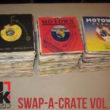 SWAP-A-CRATE VOL 21 (Motown) - DJ MASTA K