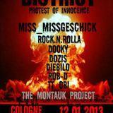 Miss_MissGeSchick @ DISTRICT - Protest of Innocence, Bogen 5 Cologne 12-01-2013