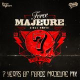 Philly Blunt - 7 Years of Force Majeure - August 2015