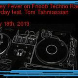 """""""Valley Fever"""" on Fnoob Techno Radio, Payday feat. Tom Tahmassian"""