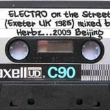 Electro On The Street (Mixed By Herbz) 80's