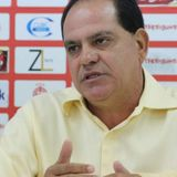 CAMPEONATO CATARINENSE 2016 - Waguinho Dias, técnico do Inter de Lages
