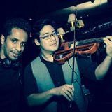 Live rec. DJ Mada (EGY) & Jérôme Li Thiao Té (RE/F) on electric violin (improvisation)