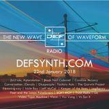 DEFSYNTH radio - THE NEW WAVE OF WAVEFORM