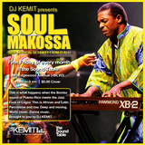 DJ Kemit presents Soul Makossa June 2016 Promo Mix