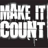 Make it count, 9/11/2016