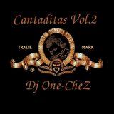 Cantaditas Vol.2 Dj One-CheZ