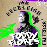 EVERLEIGH TORONTO 'VINTAGE FRIDAYS' LIVE MIX BY TODDY FLORES FEB. 2014