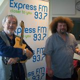 Russell Hill's Country Music Show on Express FM feat. Gardner. 19/04/15
